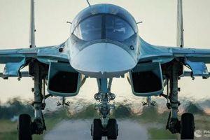 'Thú mỏ vịt' Su-34 Nga được tăng cường khả năng chiến đấu mới