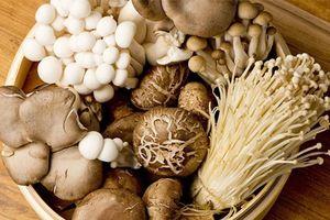 Tác dụng của việc ăn nấm thường xuyên