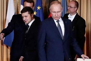 Nga bác tin Ukraine muốn gặp ông Putin đàm phán về miền Đông