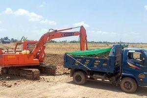 Gia tăng nạn khai thác đất mặt trái phép ở ĐBSCL