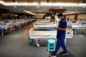 Ấn Độ lập 3 siêu bệnh viện dã chiến để đối phó Covid-19 tại thủ đô tài chính Mumbai