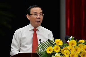 Ông Nguyễn Văn Nên: 'Đây là thời điểm để TPHCM tháo gỡ tồn đọng từ lâu'