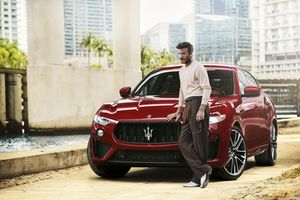 David Beckham trở thành đại sứ thương hiệu của Maserati