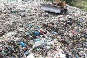 Gần 80% bãi chôn lấp rác thải không hợp vệ sinh