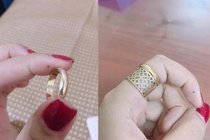 Cô dâu đăng đàn 'dằn mặt' bạn vì mừng quà cưới bằng nhẫn vàng, tại sao nên nỗi?