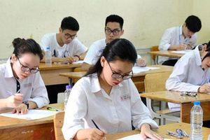 Hà Nội: Học sinh lớp 12 làm bài kiểm tra khảo sát vào ngày 11 và 12-5
