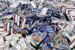 Khởi tố đối tượng buôn bán thuốc lá, xì gà nhập lậu số lượng lớn
