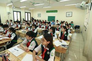 Hà Nội: Teen THCS Nguyễn Tri Phương trải nghiệm học Toán theo chương trình SGK mới