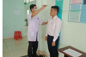 Chiều cao trung bình nam thanh niên 18 tuổi đạt 168,1cm
