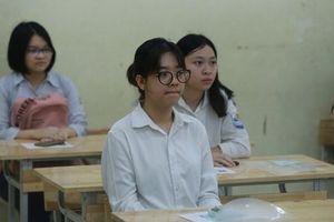 Tuyển sinh lớp 10 tại Hà Nội: Được đổi khu vực tuyển sinh