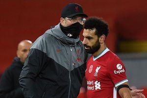 Vắng Ramos, Salah hết sợ và giúp Liverpool ngược dòng