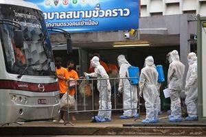 Thái Lan ghi nhận gần 1.000 ca nhiễm mới trong một ngày