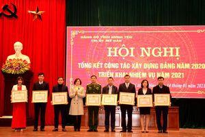 Đảng bộ Thị xã Mỹ Hào: Những kết quả đáng mừng trong công tác xây dựng Đảng