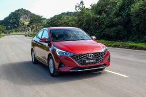 Hyundai và Toyota dẫn đầu về thị phần ôtô trong quý I