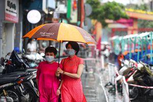 Lần đầu tiên kể từ đầu năm, TP.HCM có mưa buổi sáng