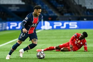Neymar làm khổ hàng phòng ngự Bayern