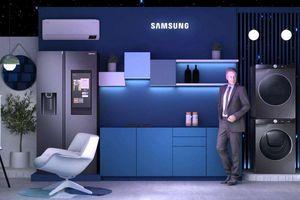 Lộ diện loạt gia dụng thông minh Samsung sắp trình làng tại Việt Nam