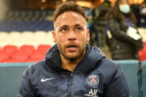 Nước mắt của Neymar