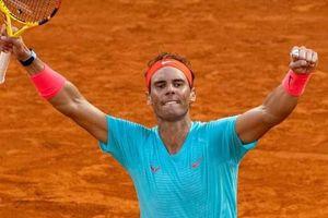 Nadal trước cơ hội đòi lại ngôi số 2 thế giới
