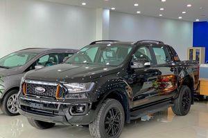 Ford Ranger chuyển sang lắp ráp trong nước, bản nhập Thái tăng giá