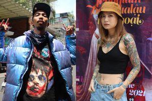 Giới trẻ mặc gì tại vòng casting Rap Việt?