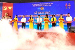 Khai mạc Ngày hội CNTT ngành Giáo dục & Đào tạo Thủ đô lần thứ V