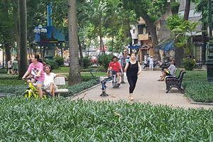 Hà Nội rà soát đầu tư xây dựng mới, cải tạo công viên, vườn hoa