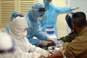 Việt Nam ghi nhận thêm 16 bệnh nhân mắc mới Covid-19