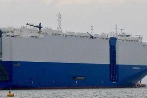 Tên lửa đánh trúng khiến tàu Israel hư hỏng