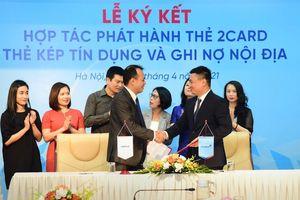 Hợp tác phát hành dòng thẻ nội địa 2 trong 1 lần đầu tại Việt Nam