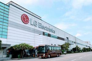Việc ngừng sản xuất smartphone không ảnh hưởng đến hoạt động của LG tại Hải Phòng