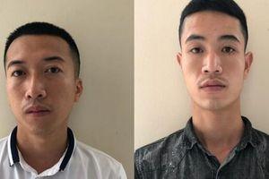 2 thanh niên đưa 2 thiếu nữ 15 và 17 vào nhà nghỉ hiếp dâm