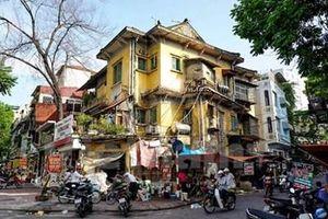 Thành phố Hà Nội: Rà soát biệt thự, công trình kiến trúc xây dựng trước năm 1954