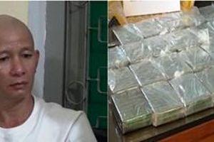 Điện Biên: Bắt đối tượng mua bán trái phép 30 bánh heroin