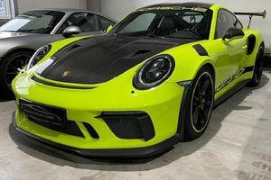 'Đập thùng' siêu xe Porsche 911 GT3 RS hơn 15 tỷ độc nhất Việt Nam