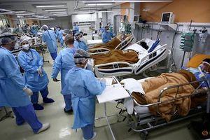 Số ca mắc nCov toàn cầu vượt 138 triệu, nhiều người trẻ Brazil phải điều trị tích cực