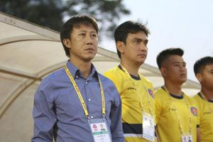 Huấn luyện viên Nguyễn Thành Công nhận lời 'cứu' Hồng Lĩnh Hà Tĩnh