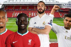 Dự đoán kết quả, đội hình xuất phát, nhận định trước trận Liverpool - Real Madrid
