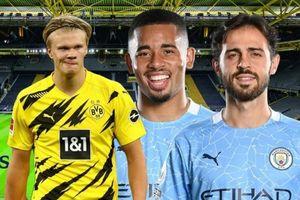 Dự đoán kết quả, đội hình xuất phát, nhận định trước trận Dortmund - Man City