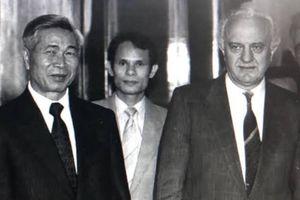 Vài mẩu chuyện về Bộ trưởng Nguyễn Cơ Thạch trong quan hệ với Liên Xô