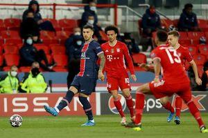 Đánh bại PSG, Bayern Munich vẫn trở thành cựu vương Champions League
