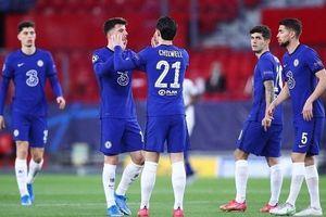 Thua tối thiểu, Chelsea tiến vào bán kết Champions League