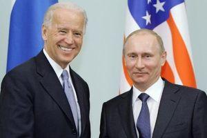 Tổng thống Biden điện đàm với Tổng thống Putin