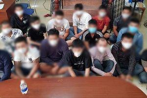 Đề nghị truy tố 87 bị can trong vụ '200 giang hồ áo cam' đập phá quán nhậu
