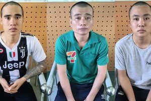 Bắt giam 3 bị can vụ trộm chó bắn chết chủ nhà ở Long An