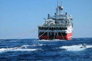 Công ty Mỹ ION Geophysical trúng thầu khảo sát địa chấn 3D vùng biển Kenya