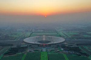Trung Quốc bắt đầu xây dựng đường ống dẫn khí đốt ở miền bắc đất nước