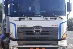 Xe container tông chết người rồi bỏ chạy hơn 60km