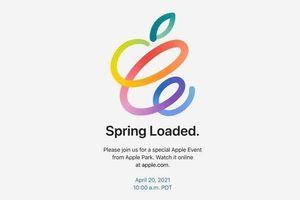 Apple sẽ ra mắt sản phẩm mới vào ngày 20/4