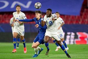 Chelsea 0-0 FC Porto: Tấn công tìm bàn thắng (H2)